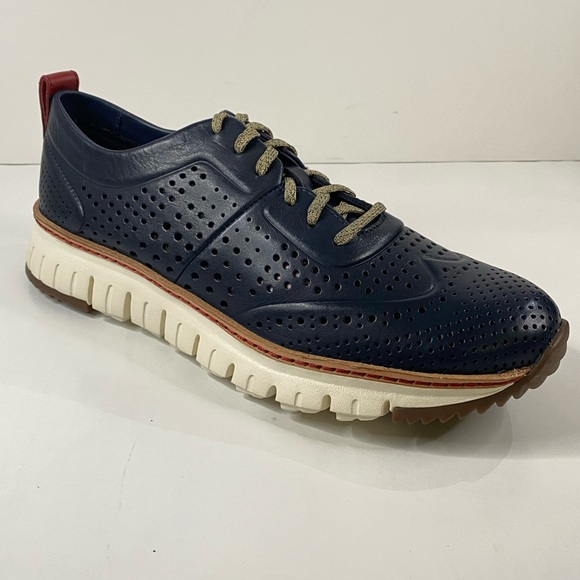 Zerogrand Laser Perforated Sneaker